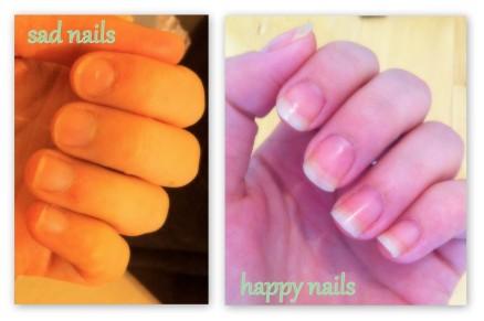nails grow